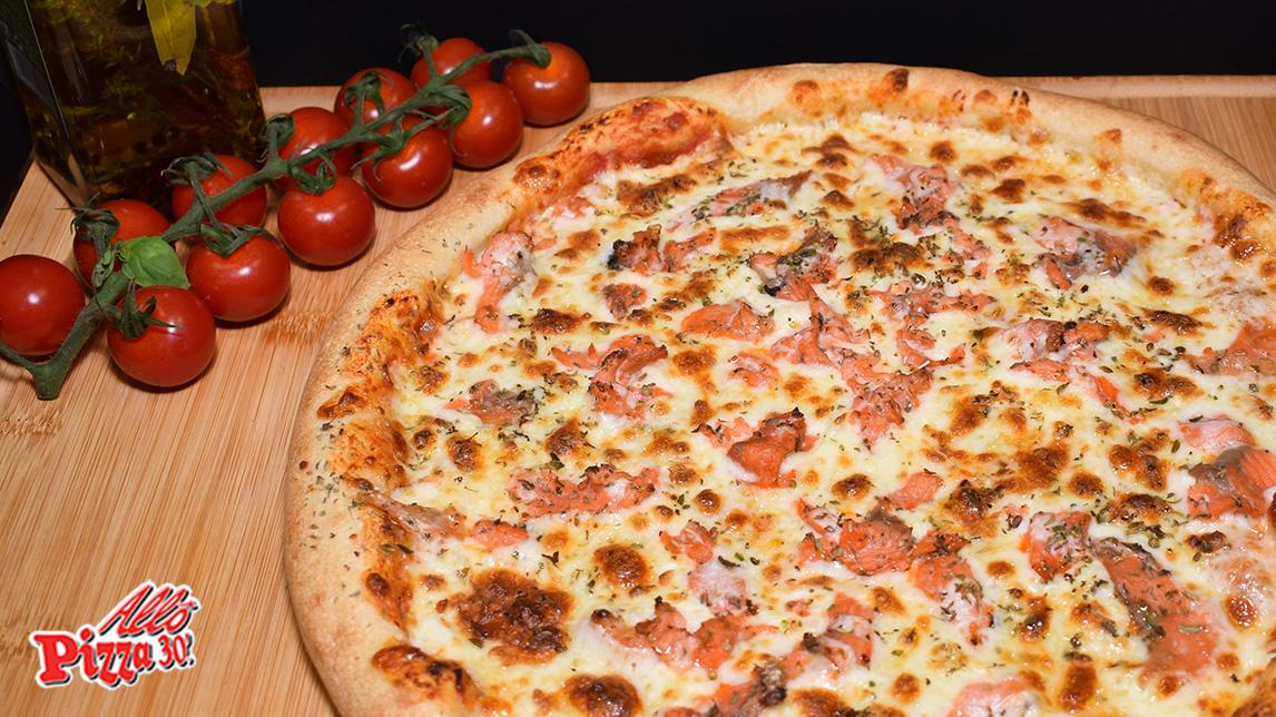 La pizza baltique