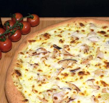 La pizza boursin