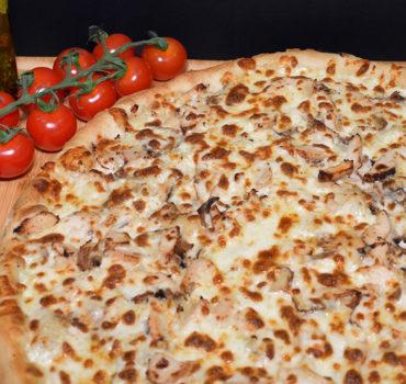 La pizza chicken
