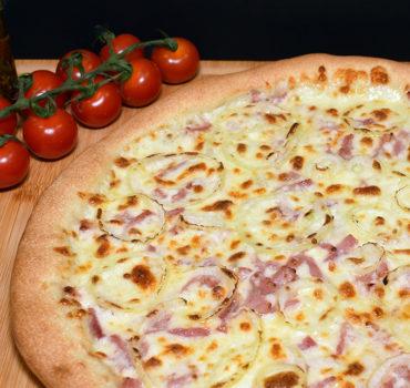 Pizza flammekeuche