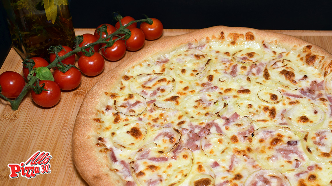 Pizza flammekeuche