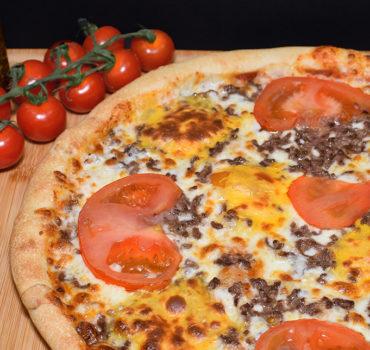 La pizza Kentucky