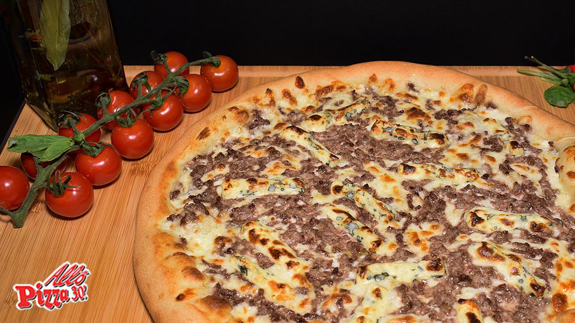 La pizza french